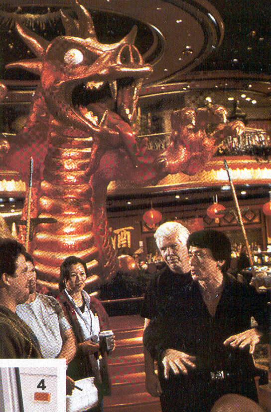 Bratt Ratner and Jackie Chan