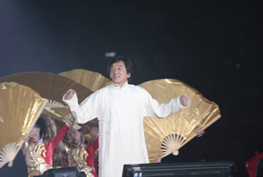 Jackie Chan Fans Friendship Tour 2009 in Beijing