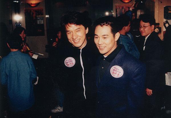 Джеки Чан ( Jackie Chan.